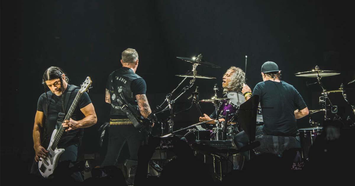 Metallica, Como Enfrentar as Agruras da Estrada