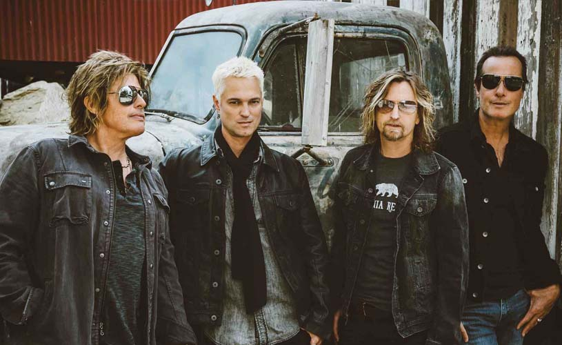 Stone Temple Pilots anunciam novo álbum
