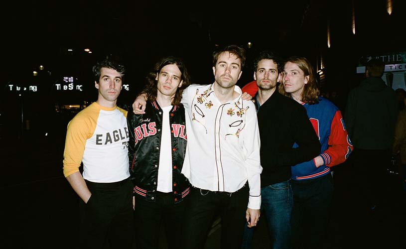 The Vaccines confirmados para o Super Bock Super Rock