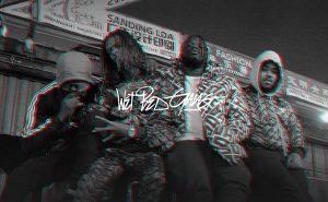 """Wet Bed Gang partilham novo EP, """"IV"""""""