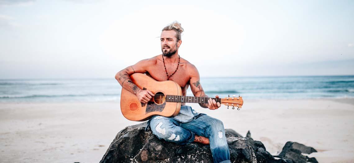 Xavier Rudd apresenta novo álbum em Portugal