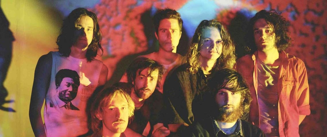 King Gizzard & The Lizard Wizard confirmados no Vodafone Paredes de Coura'18