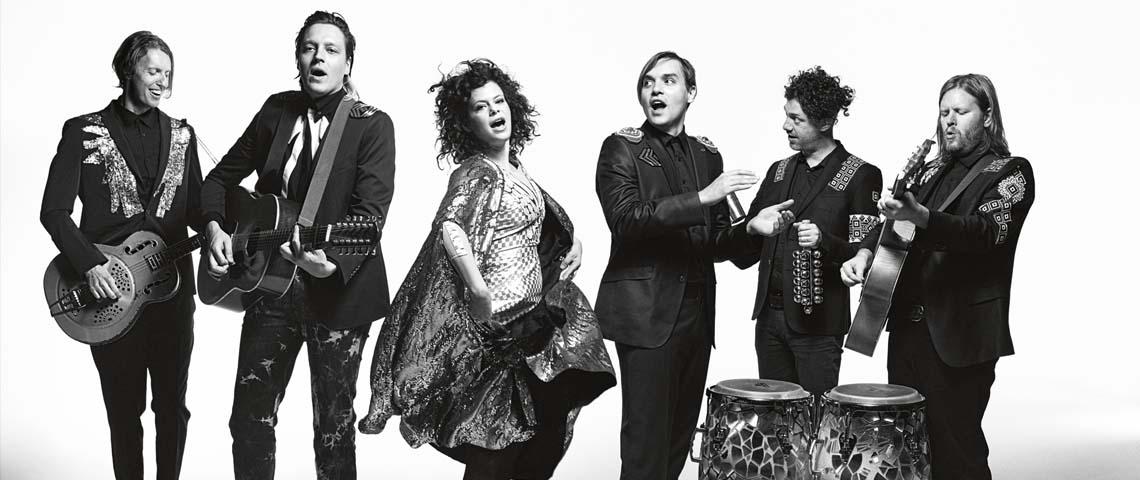 """Arcade Fire combinam """"Money"""" + """"Love"""" em novo vídeo"""