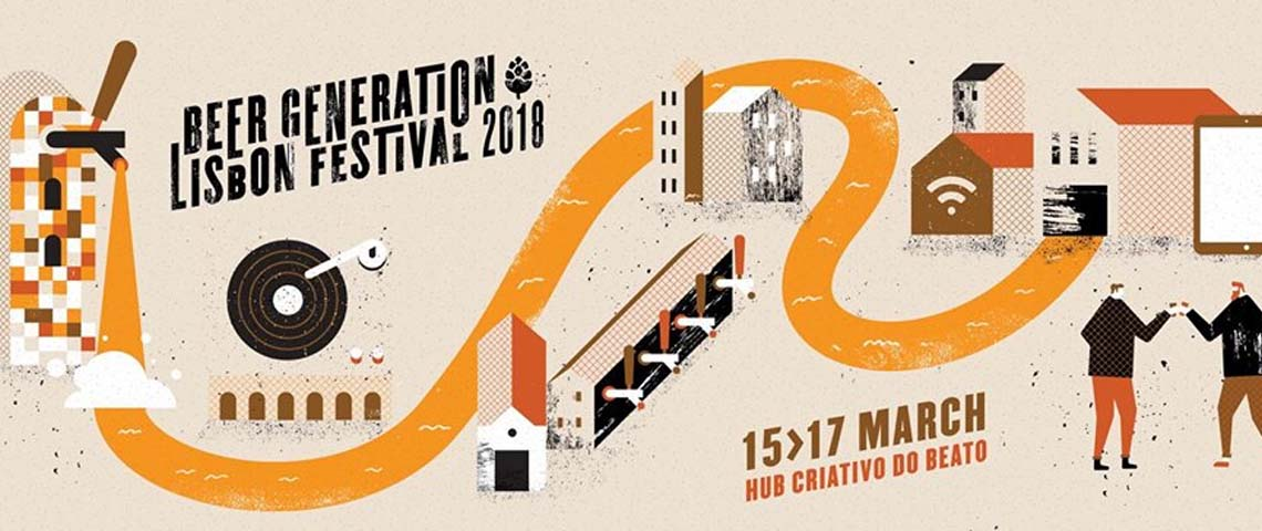 Cerveja e música no Beer Generation Lisbon Festival