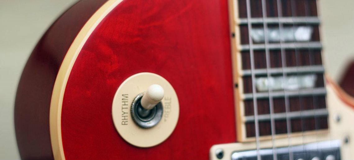 Gibson Processa Dean Guitars