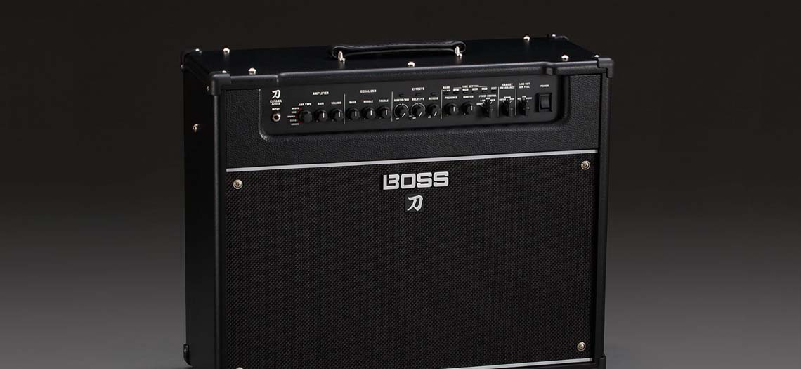 Amplificador BOSS Katana-Artist