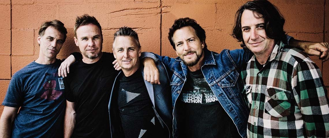 Pearl Jam, Novo Álbum, Novo Single e Nova Digressão