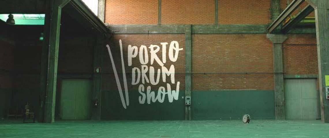 Porto Drum Show 2018: O maior evento de percussão do país, em Abril