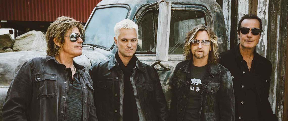 """Stone Temple Pilots tocam """"Core"""" ao vivo e na íntegra em livestream"""