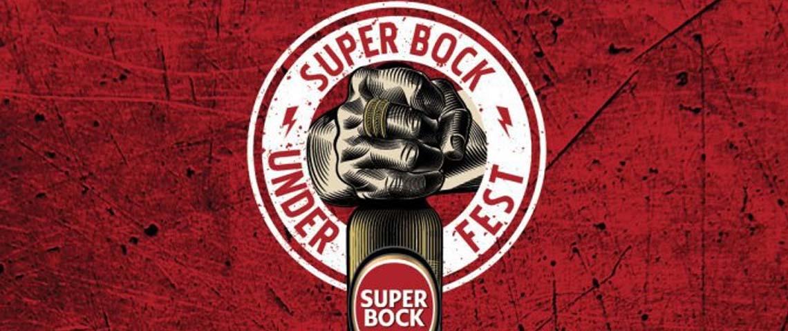 Super Bock Under Fest: Cartaz e Horários