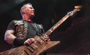 James Hetfield Guitar