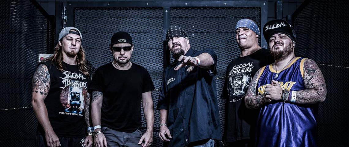 Suicidal Tendencies no Vagos Metal Fest'18