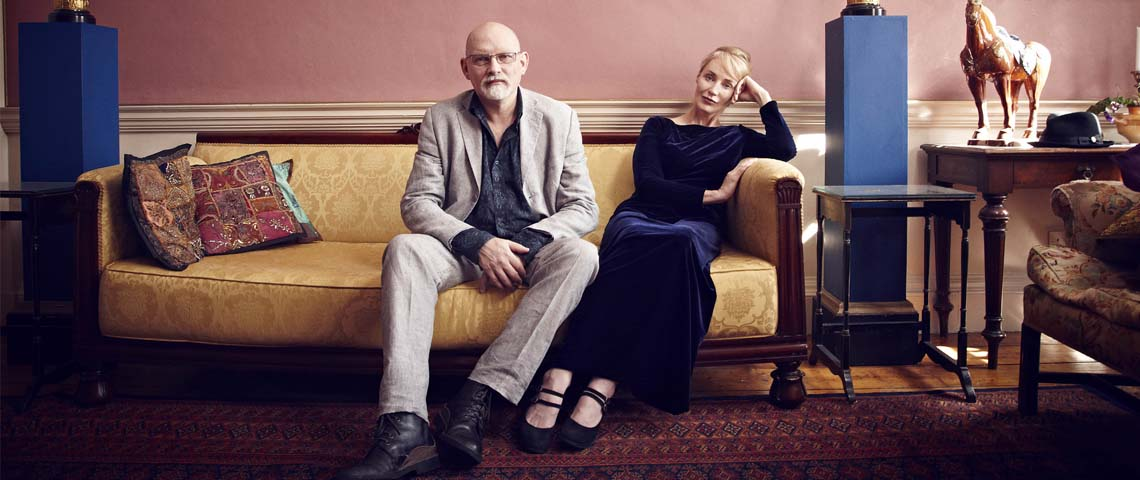 "Dead Can Dance: Ouve aqui ""The Mountain"""