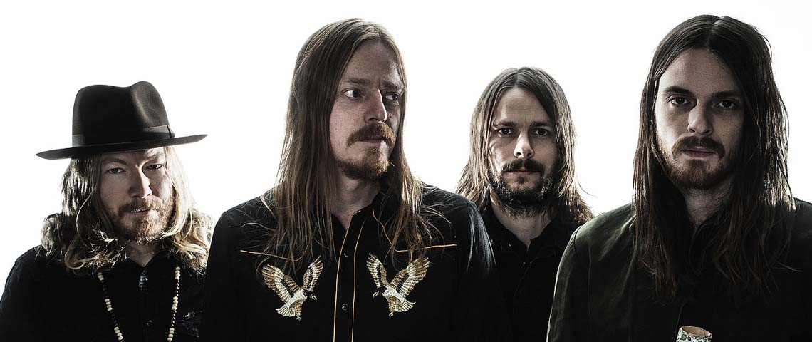 """""""Peace"""" é o novo álbum dos Graveyard"""
