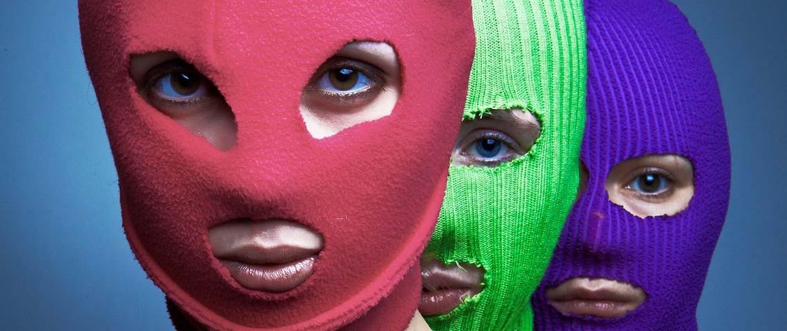 Pussy Riot: elemento detido após manifestação na Bielorrúsia