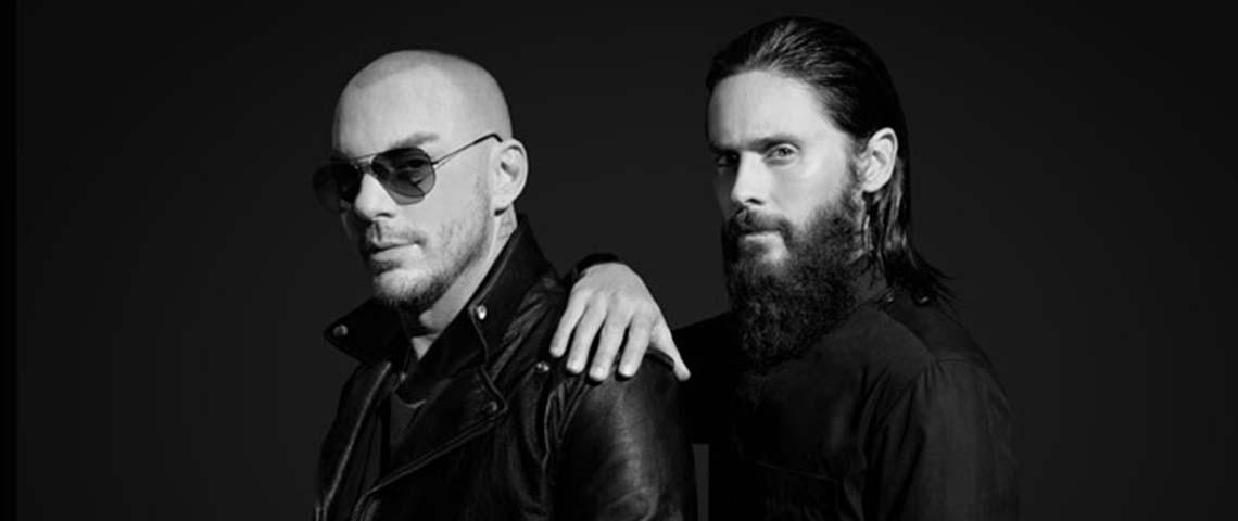 Thirty Seconds to Mars adiam concerto em Lisboa e marcam nova data em Portugal