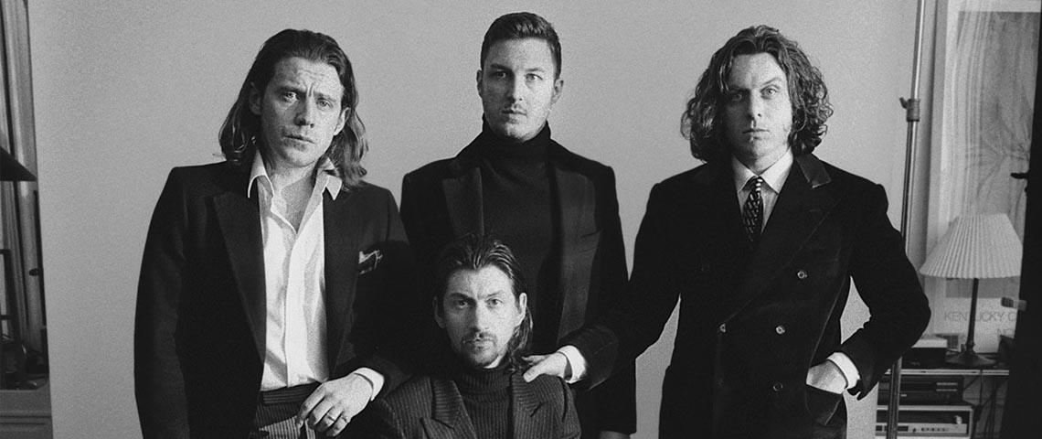Arctic Monkeys Já Terão Novo Álbum Pronto e Outra Vez Com Menos Guitarras