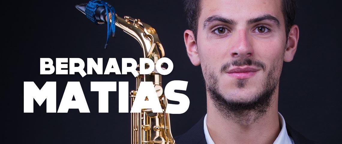 Masterclass de Saxofone: Bernardo Matias