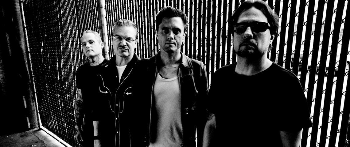 Dead Cross, projecto de Mike Patton e Dave Lombardo, lançam um EP homónimo
