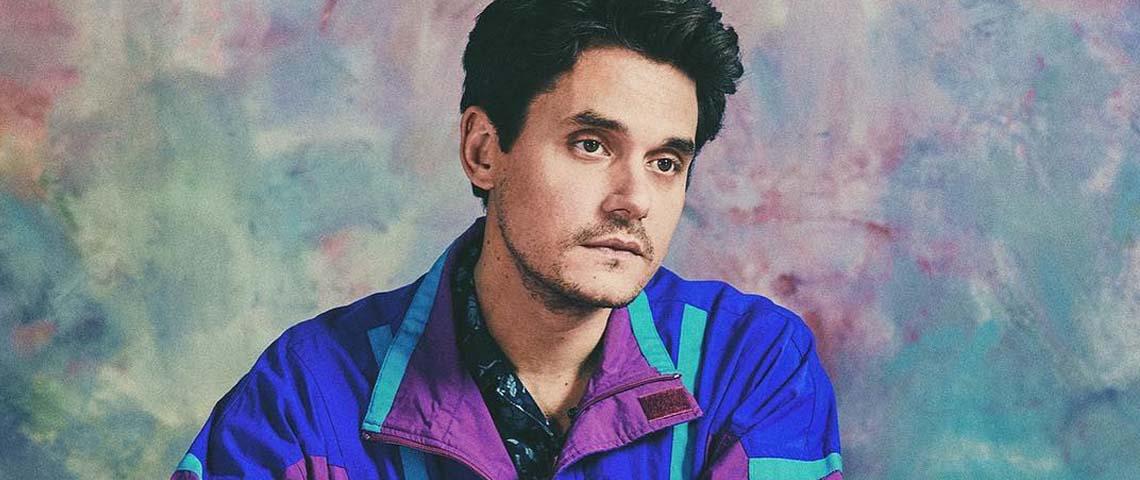 "John Mayer divulga novo single ""New Light"""