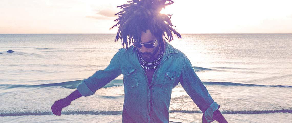 "Lenny Kravitz edita ""Raise Vibration"" em Setembro"