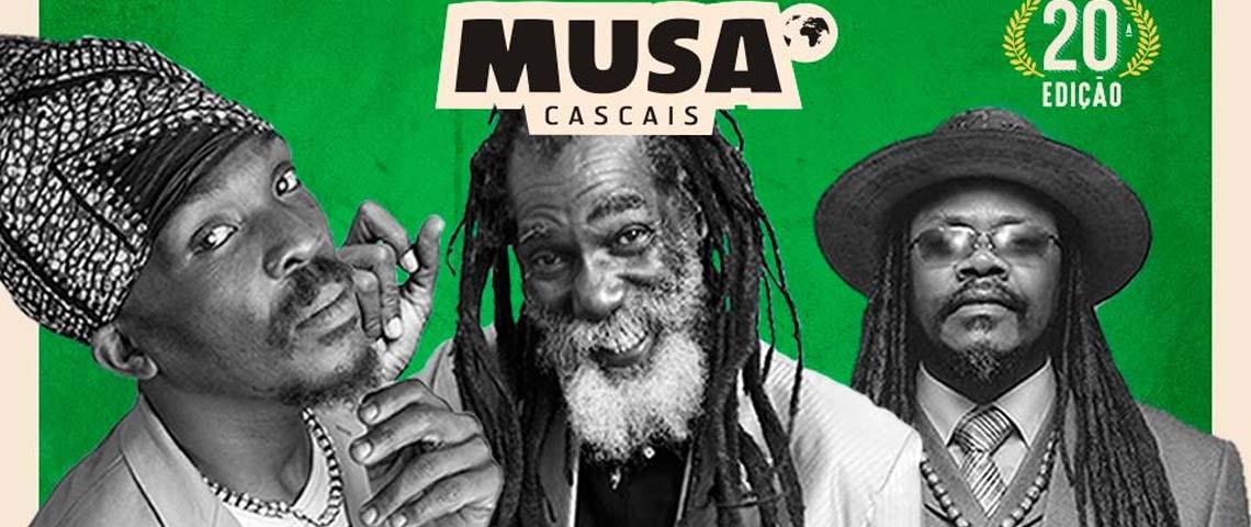 MUSA Cascais 2018: Novas confirmações