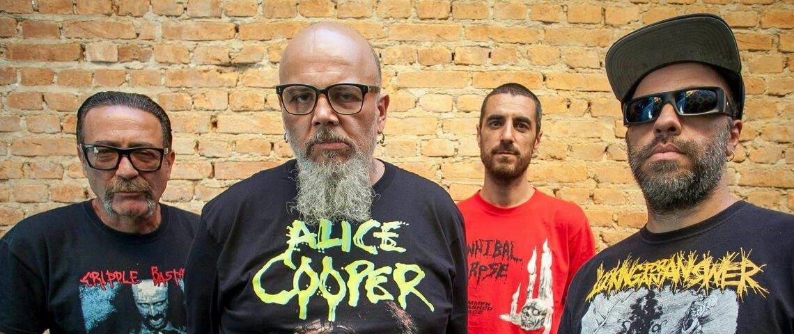 Ratos De Porão Celebram 40 Anos De Carreira com Concerto e Talk-Show em Livestream