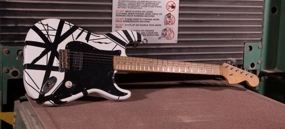 EVH Gear Prossegue. Material Inédito de Van Halen É Possibilidade
