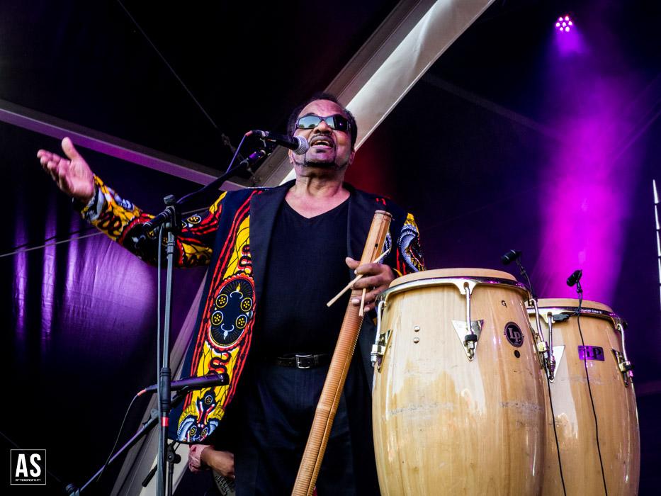 Bonga Substitui Tito Paris no Festival Nossa Lisboa