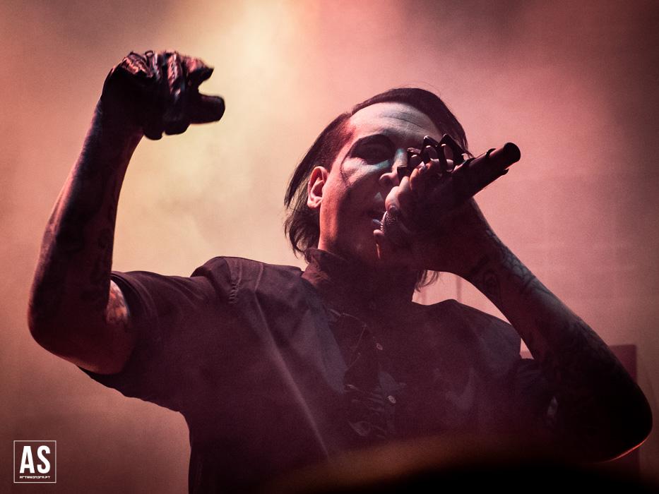 Marilyn Manson Defende-se das Acusações de Agressão e Abuso Sexual