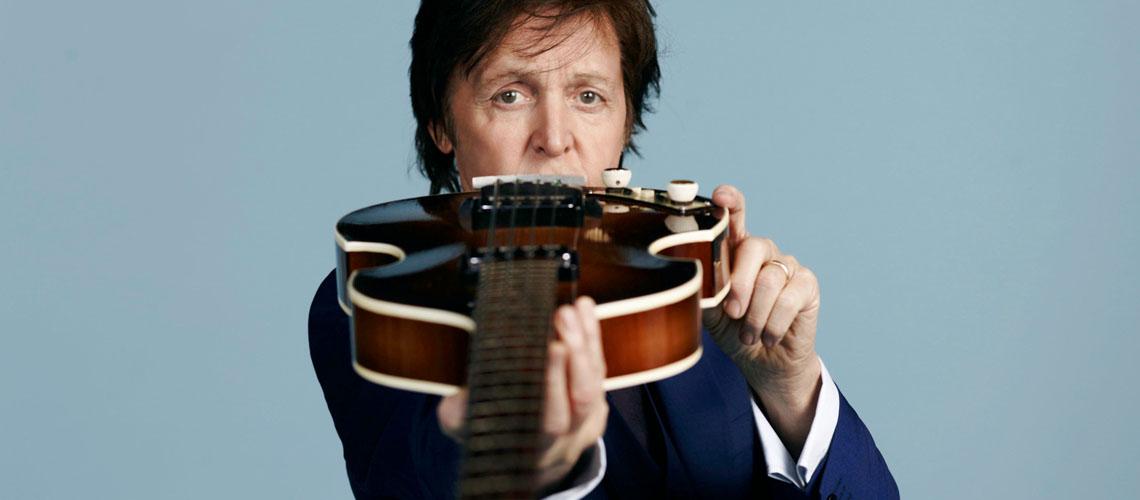 """Paul McCartney lança primeiro álbum em cinco anos, """"Egypt Station"""""""