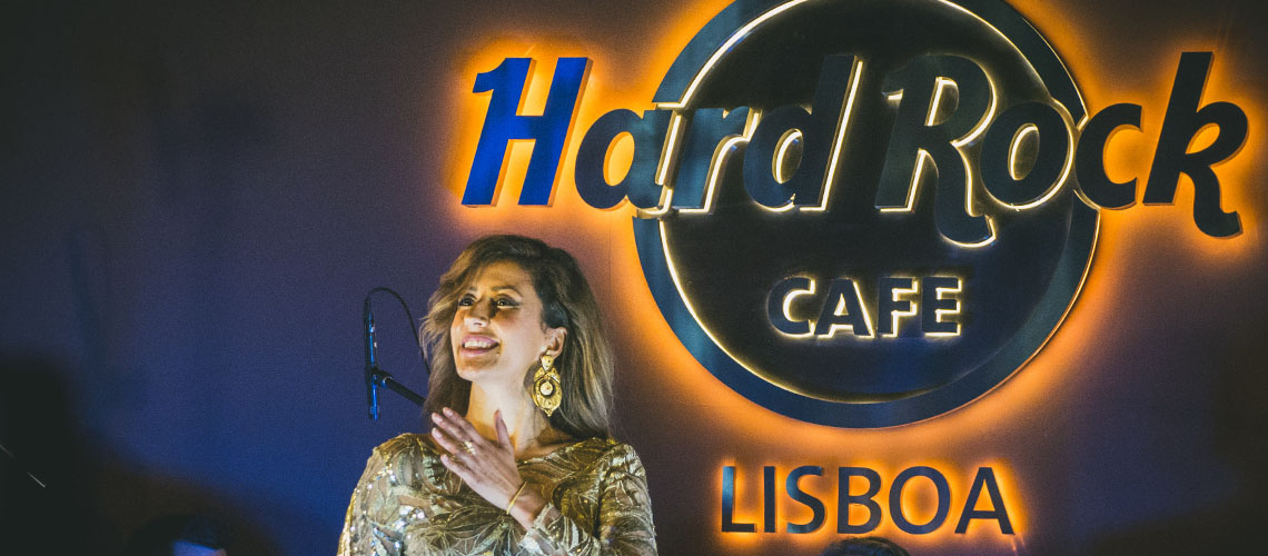 15 anos de Hard Rock Cafe Lisboa, Fado e Memorabilia