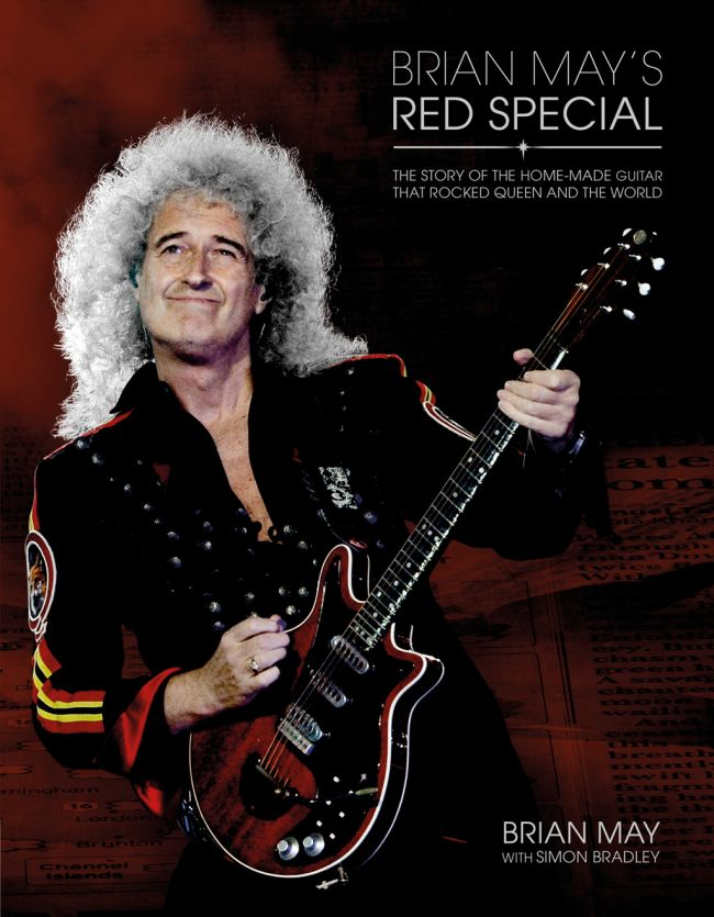 red special book cover
