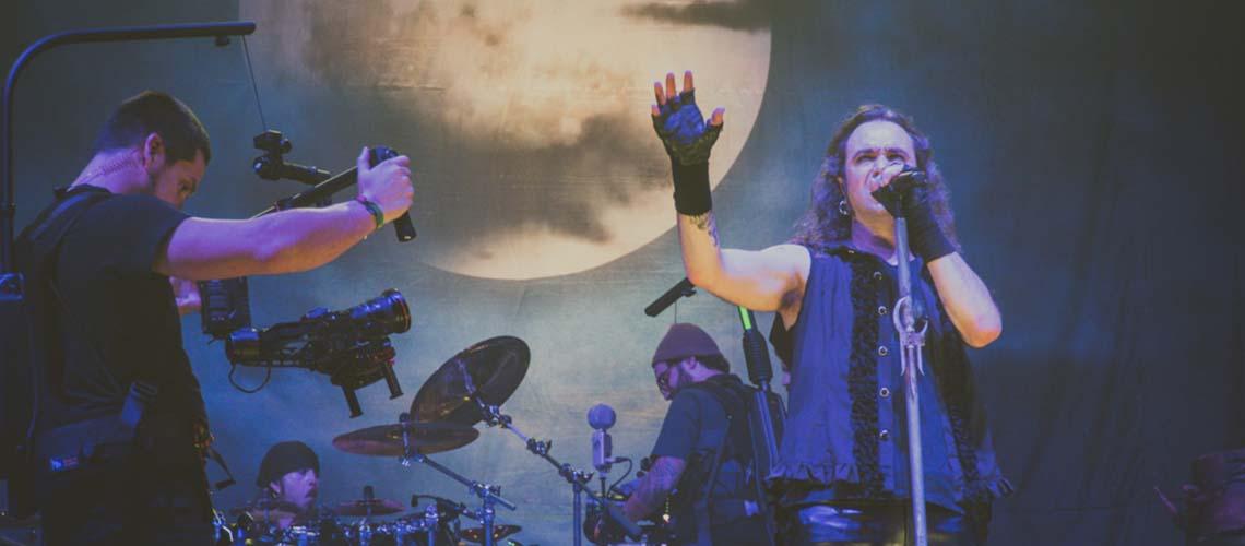 """""""Lisboa Under the Spell"""": O novo DVD dos Moonspell"""