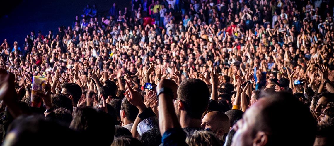 Live Nation Acredita Que Grandes Concertos E Festivais Só Depois Do Verão De 2021