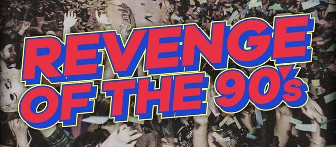 Santos Populares: Revenge of the 90's com Saúl e Ruth Marlene