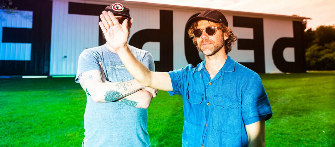 Justin Vernon & Aaron Dessner, Big Red Machine