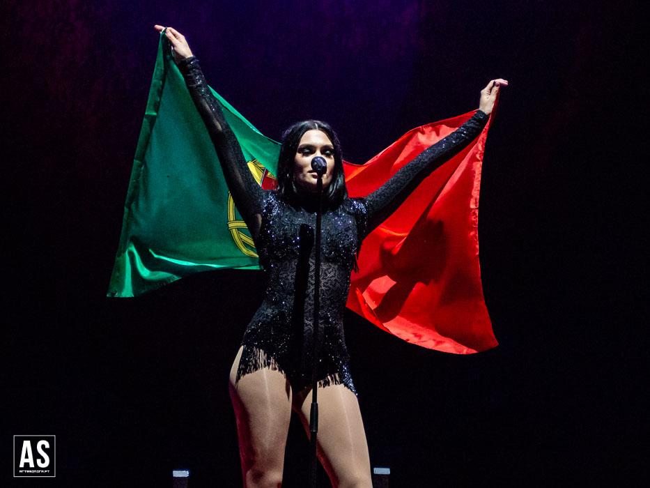 Anitta, Jessie J e Liam Payne no MEO Marés Vivas 2021
