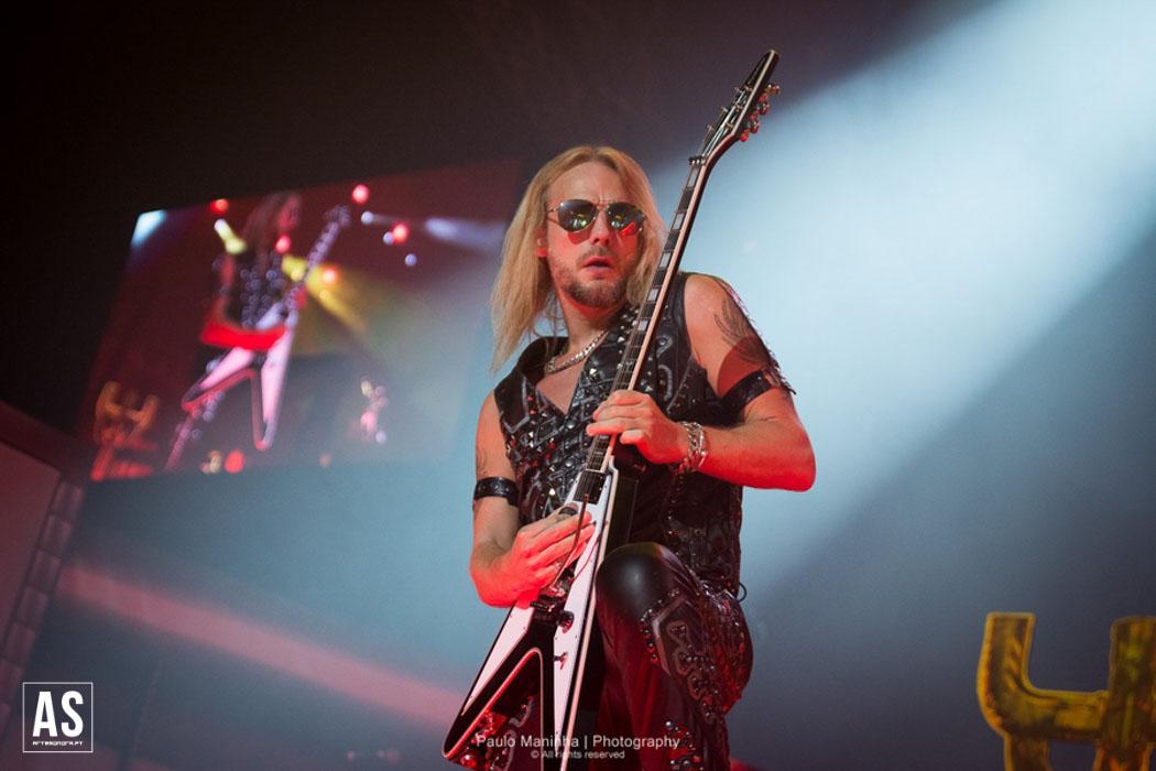 Richie Faulkner dos Judas Priest Submetido a Cirurgia de Emergência ao Coração