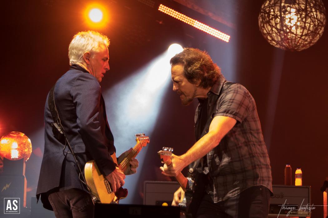 Pearl Jam anunciam datas europeias com IDLES, Pixies e White Reaper