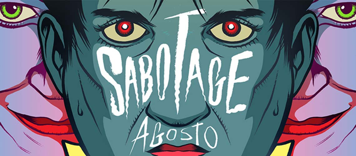 Sabotage Club: Vê aqui a programação de Agosto