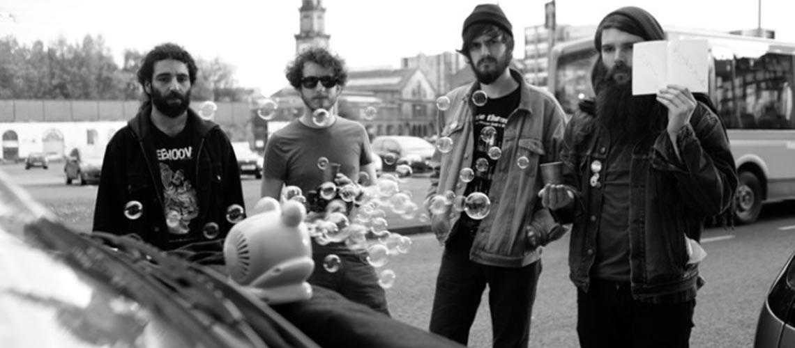 The Cosmic Dead apresentam três concertos em Portugal