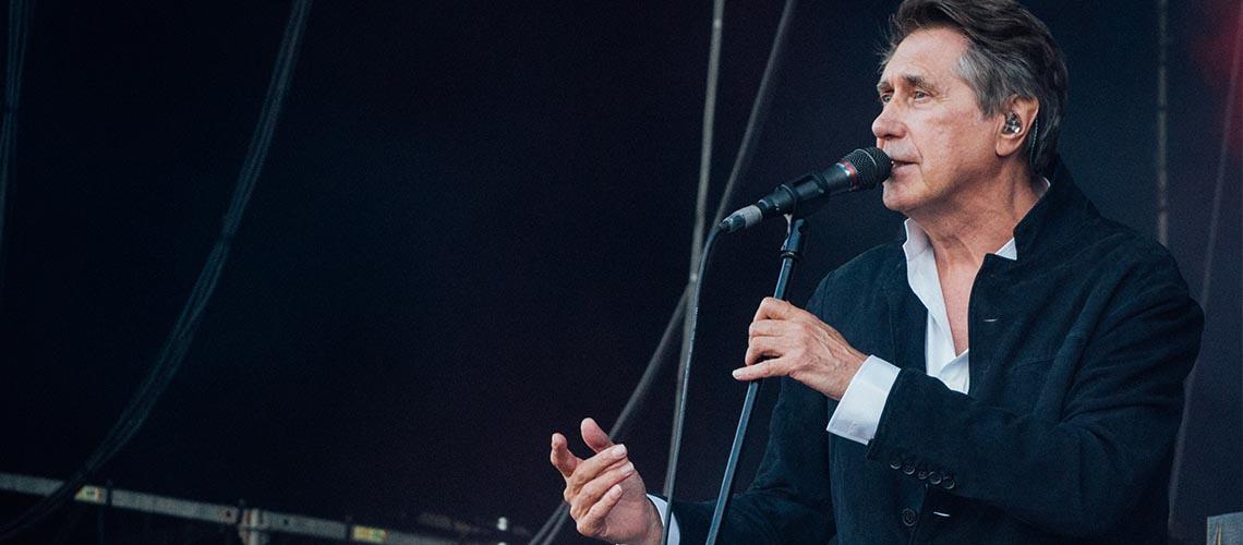 Bryan Ferry, Holofotes para Spedding