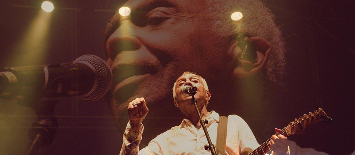 Gilberto Gil fechou com chave de ouro o mês inteiro das Festas de Lisboa