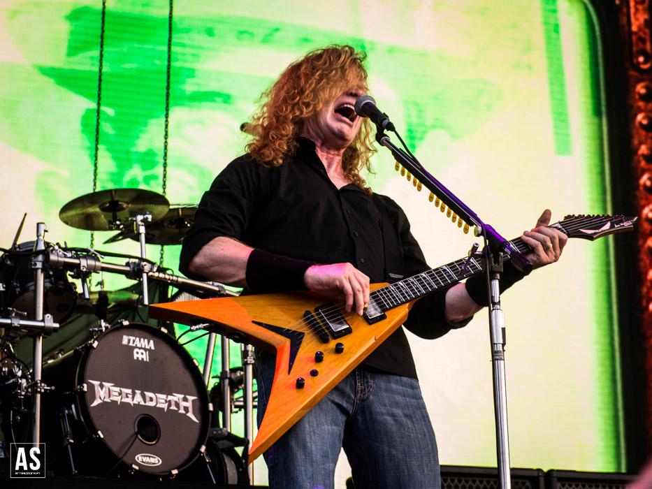 Megadeth: Dave Mustaine Confirma Nome do Novo Álbum e Mostra Uns Segundos de Música