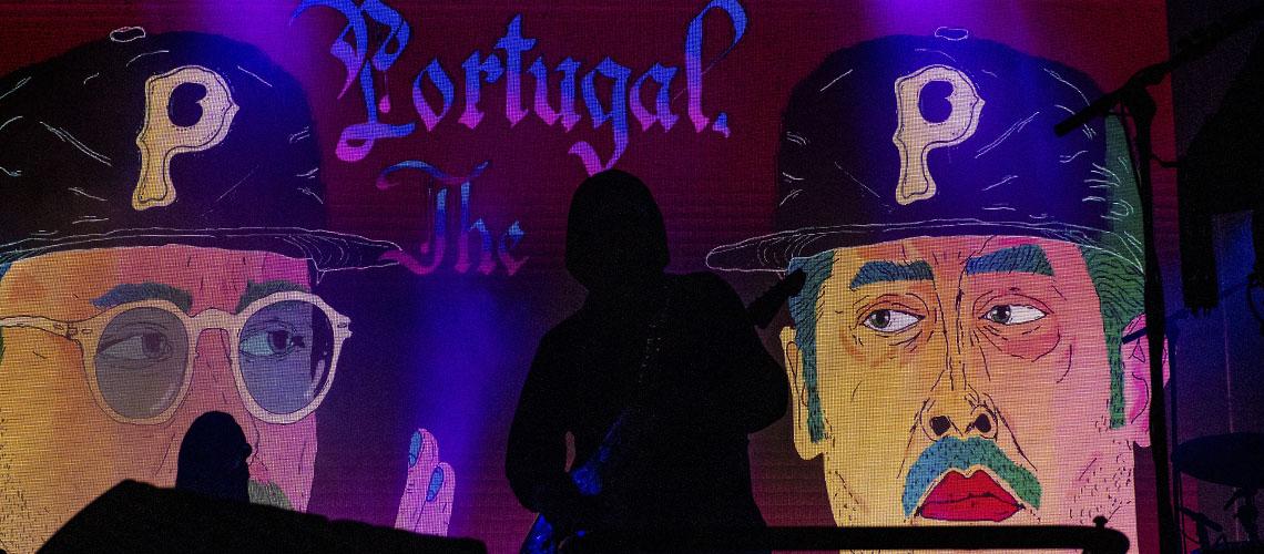 Portugal. The Man: Um bom concerto vale mais que 1000 álbuns