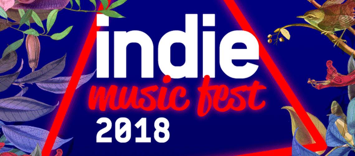Indie Music Fest 2018: Horários e Alinhamento por dias