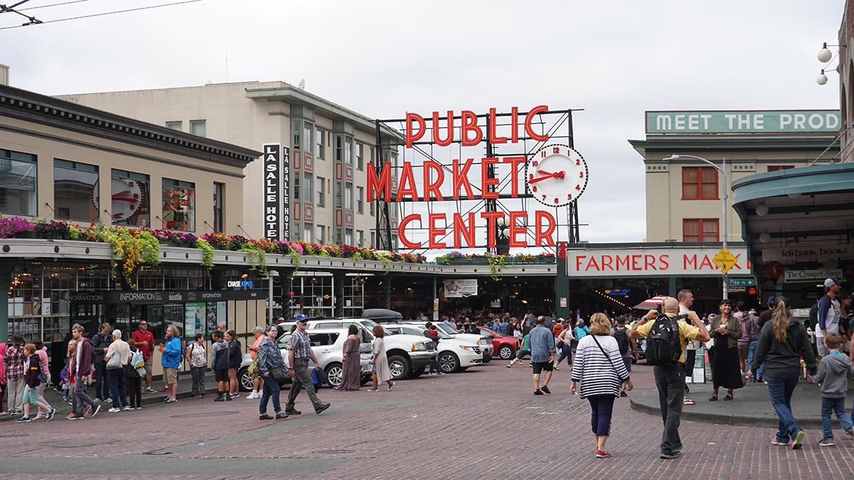Seattle, Eterno Retorno