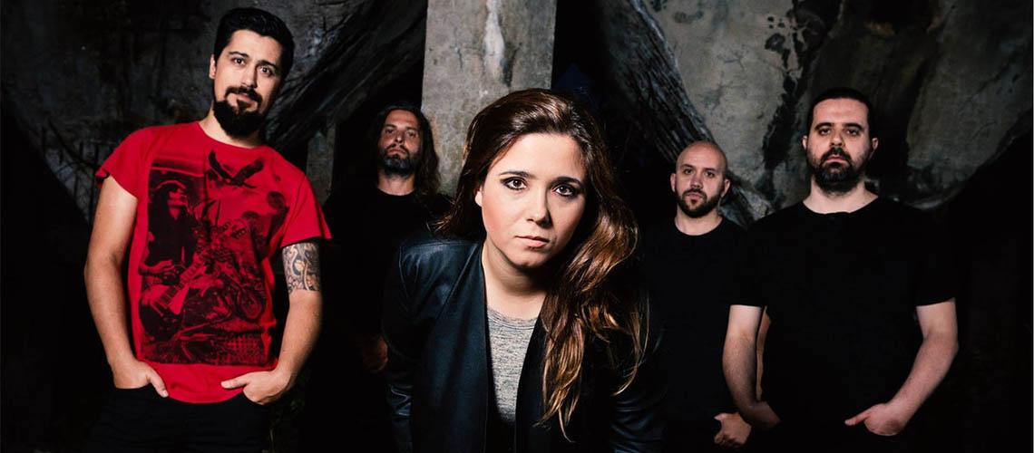 Heavy Metal Portugal O Documentario: Blame Zeus + Equaleft