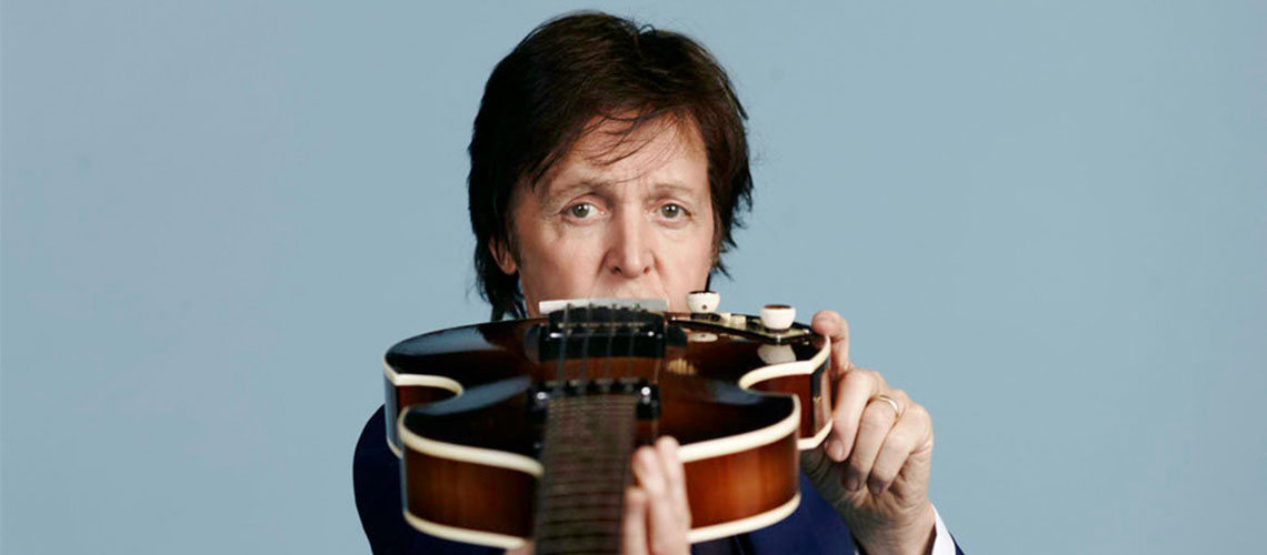 O Acorde Favorito de Paul McCartney